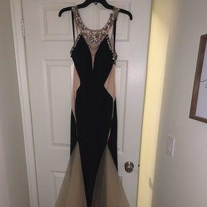 Rachel Allan ball dress/formal dress